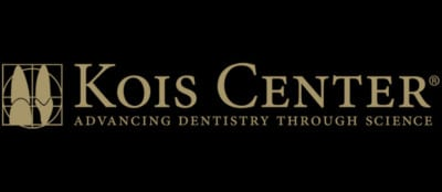 Kois Center logo - advancing dentistry through science