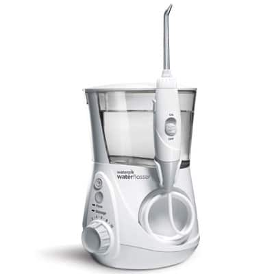 Waterpik dental flosser recommended by the dentists at Rice Dentistry